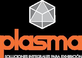 Plasma Diseño de Stands Logo