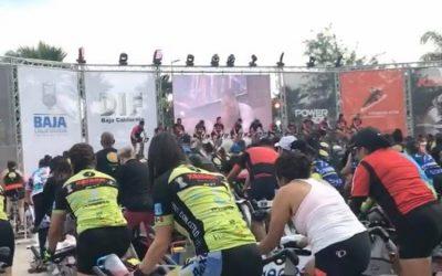 """3ER. DESAFÍO CYCLING 5H"" EN TIJUANA"