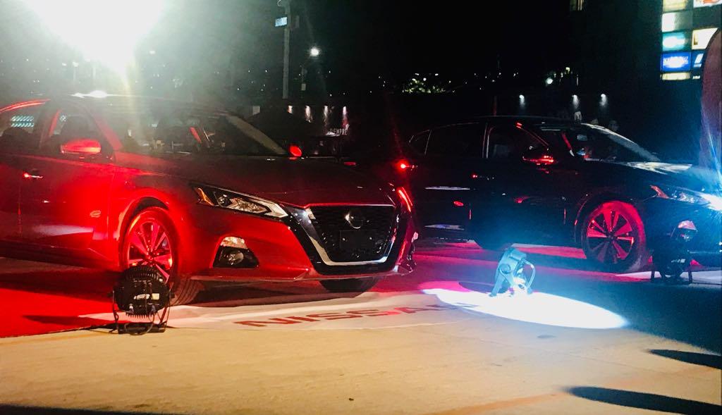 Autopegate Nissan – Pulsar 107.3,  2019